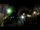Начало конфликта активисты Лев Против избивают лежачего толпой