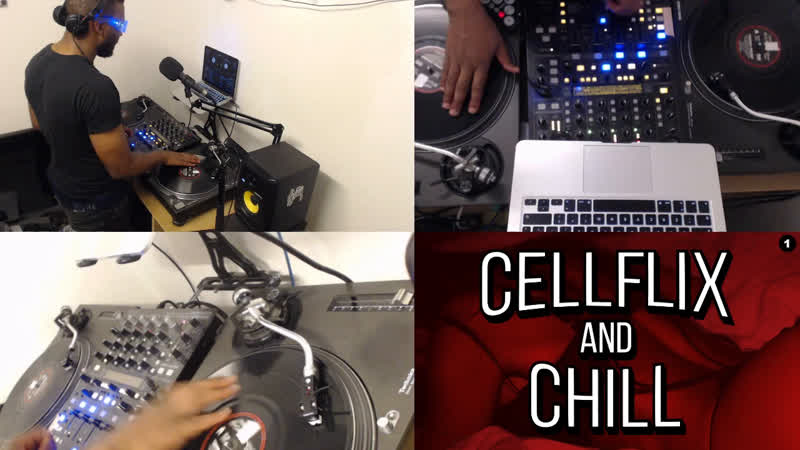 Celljam - Episode 61 Sharpshooters - The Hitlist 2018 - Sundays from 8pm! HipHop Mixshow Music DJMixshow Newmusic