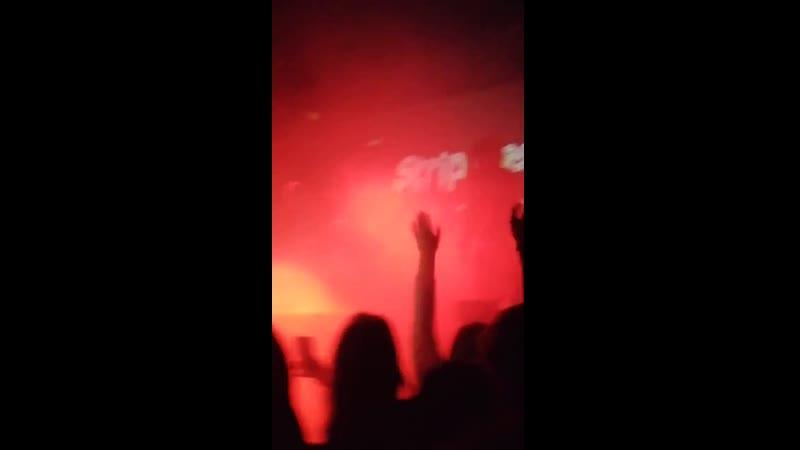 18.10.2018 Thomas Mraz - Konstrukt   Тюмень, КТЗ Байконур (feat. Padillion x Mojawe)
