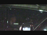 Video of Justin spotted out in California. (October 17)