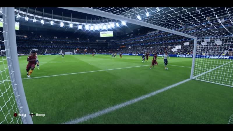 FIFA19.КРАСИВЫЕ ГОЛЫ.