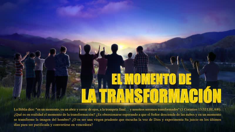 Escucha la voz de Dios y sé llevado al reino de los cielos El momento de la transformación|Tráiler