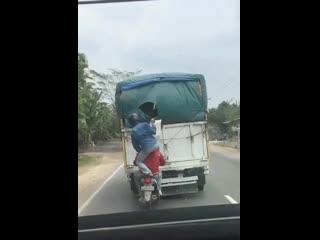 Грабители с большой дороги