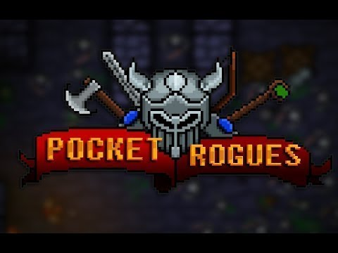 Разносим врагов в рогалике Pocket Rogues