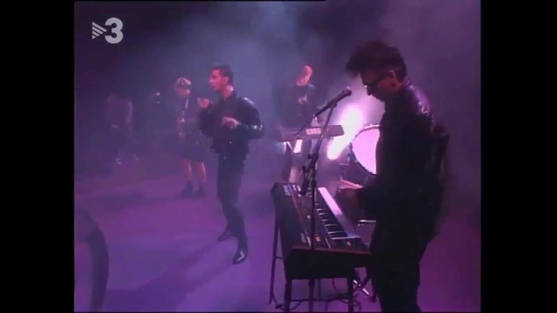 Depeche Mode - Strangelove Never Let Me Down Again 1987