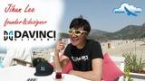 Интервью с директором Davinci Gliders Джихуном Ли Русские субтитры Interview with Jihun Lee