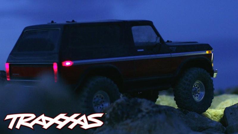 Scale Light Kit for the TRX-4 Bronco | Traxxas