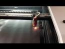 Лазерная резка магнитного винила на станке EVOLIVE 10