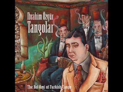 Ibrahim Özgür Kalbimde Hiç Yerin Kalmadi Turkish tango There's no place for you in my heart