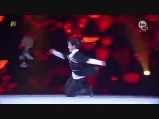 Чеченский ансамбль Ловзар, танец Ритмы Кавказа