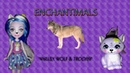 Обзор Enchantimals Winsley Wolf Trooper