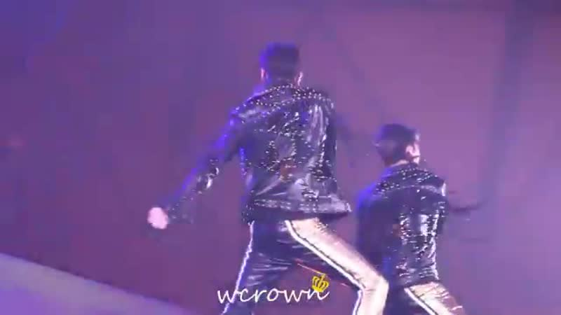 181026 Live Tour Tomorrow in Fukui 2 - Jealous - 정윤호 유노윤호 yunho ユノ ユンホ