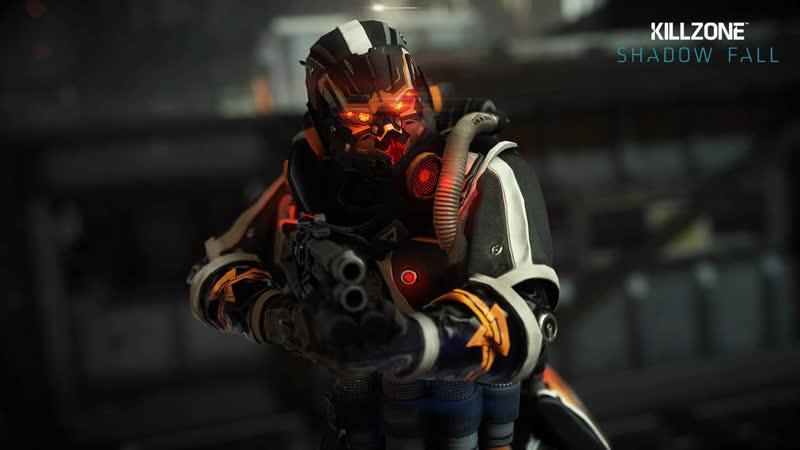 Killzone Shadow Fall 5 - Мультиплеер в одиночку