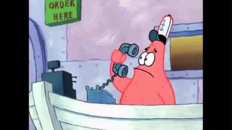 Hello it's me Patrick mashup