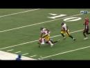 Антонио Браун - лучшие моменты матча - 6 неделя - НФЛ-2108 - Американский Футбол