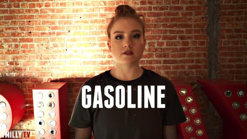 HALSEY - Gasoline - Choreography by Macy Swaim | TMillyTV