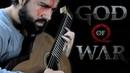 GOD OF WAR MEETS CLASSICAL GUITAR (BeyondTheGuitar)