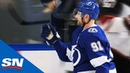 Steven Stamkos Breaks Record For Most Goals Scored With Lightning