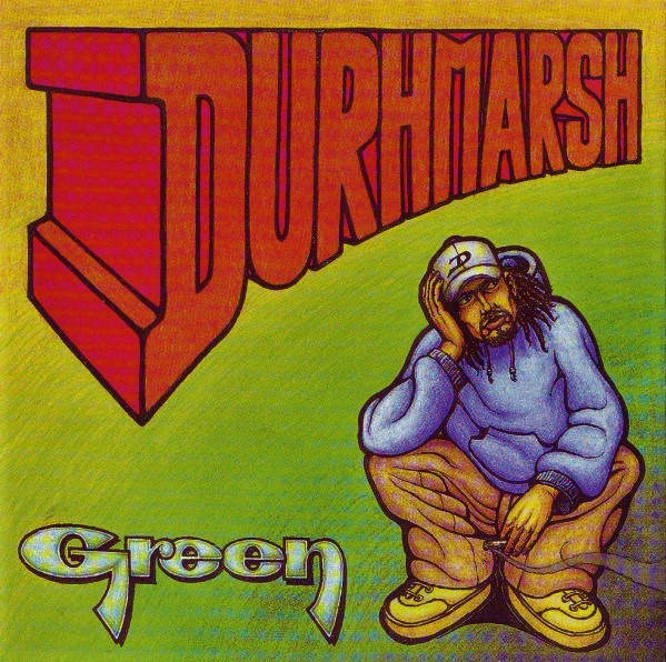 Durhmarsh - Green-cover