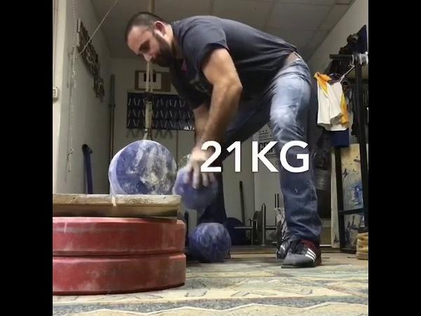 Blob medley 13-16-18-21-24 kg