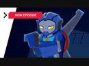 Transformers Rescue Bots Academy — Season 1 Episode 3 «Tough Luck Chuck»