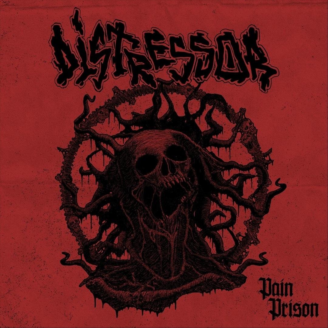 Distressor - Pain Prison (2018)