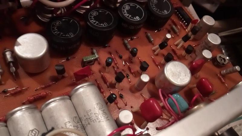 Цветомузыка Электроника ЦМ 301 Первое включение