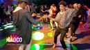 Estefy Peña Rodríguez, Gabriel Galan Peralta and Michael Steven Palacios Salsa Dancing at SFS 2018, Fri 23.02.2018