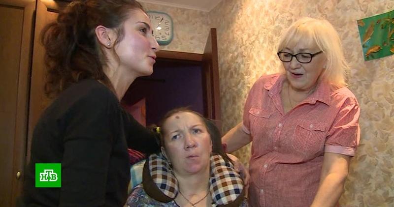 Выжившая сотрудница Хромой лошади сказала первое слово после 9 лет лечения