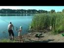 мася на рыбалке