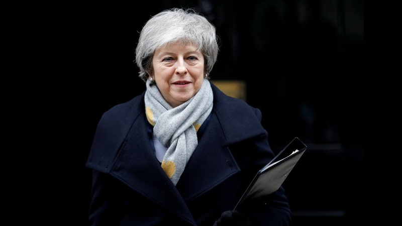 Watch Live Theresa May makes announcement regarding resignation