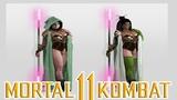 Jade Concept Art Leaked Mortal Kombat 11