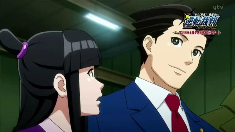 Ace Attorney Season 2 CM 逆転裁判 その『真実』、異議あり!Season 2