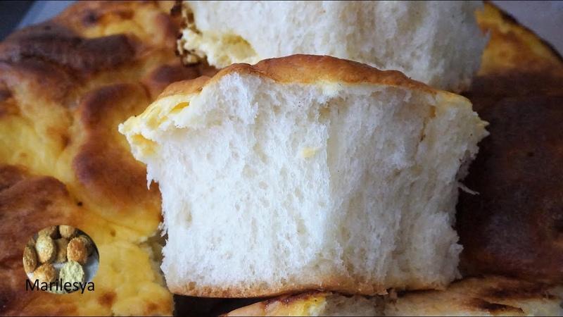 ЗАЛИВНОЙ ХЛЕБ как пухTurkish bread
