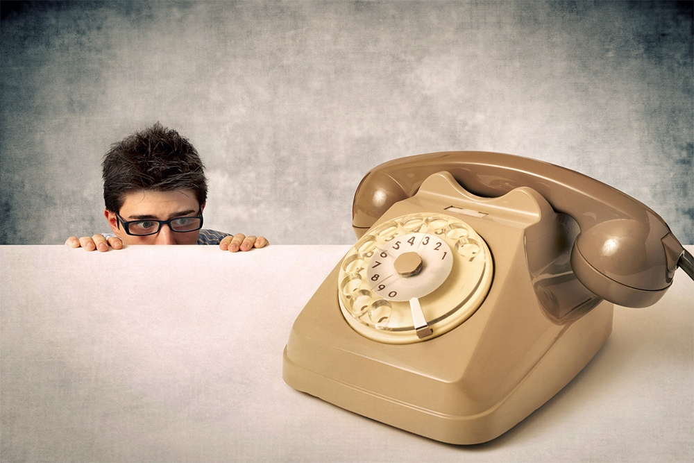 Картинка смешного телефона