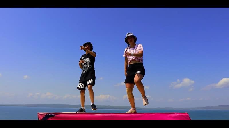 Hip-hop choreo by AZIZA | HJ Summer Camp 2019