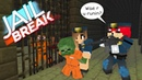 Monster School JAILBREAK CHALLENGE - Minecraft Animation