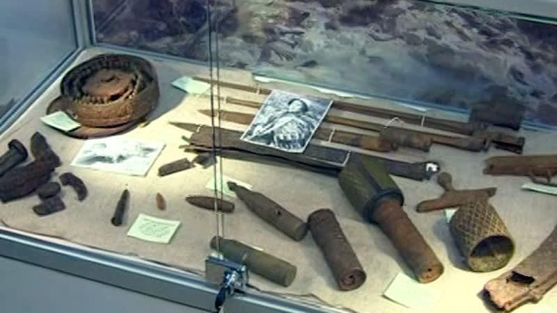 Музей поискового отряда