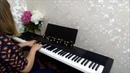 Хания Фархи - Үпкәләсәң, әйдә, үпкәлә piano cover