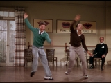 Singin' In The Rain - Donald O'Connor and Gene Kelly Dance Duet