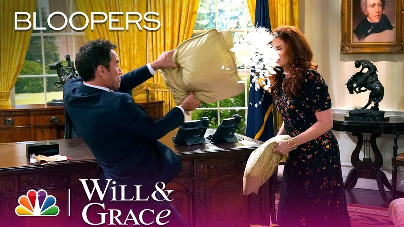 Will Grace - Outtakes and Bloopers: Episode 1 (Digital Exclusive)