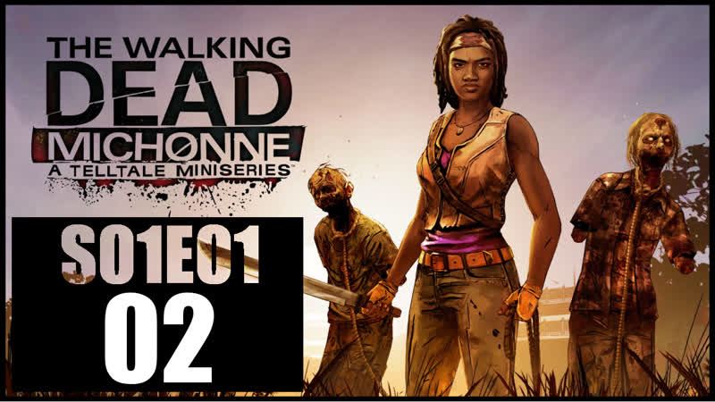 The Walking Dead Michonne S01E01 02 Водная община