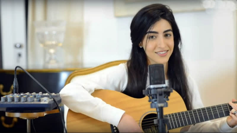 Люциана Зогби Fix You Coldplay Luciana Zogbi