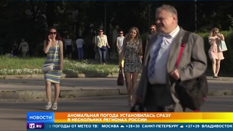 Синоптики пообещали москвичам тропическую жару