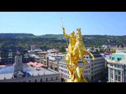 Tbilisi 2017 - (DJI Mavic Pro by Teo Tal)