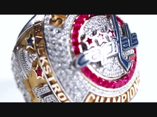 Making the 2018 Stanley Cup Championship Ring