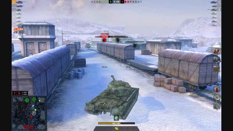 т30, Слабый танк