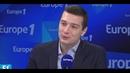 Jordan Bardella sur le référendum d'initiative populaire : Il ne faut pas avoir peur d'entendre …
