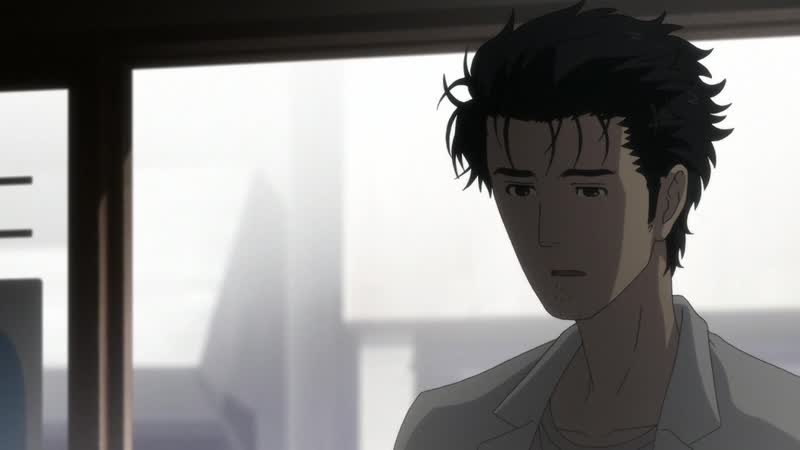 Врата Штейна Зона загрузки дежавю SteinsGate Movie Fuka Ryouiki no Dejà vu