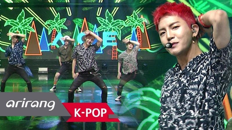 Simply K Pop A C E 에이스 Take Me Higher Ep 319 070618